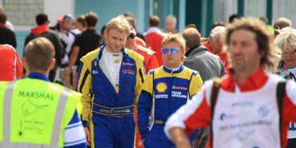 2013. Team Ukraine racing with Ferrari, Хоккенхайм, фото 13