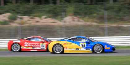 2013. Team Ukraine racing with Ferrari, Хоккенхайм, фото 17