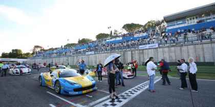 2013. Team Ukraine racing with Ferrari, Валлелунга, фото 3