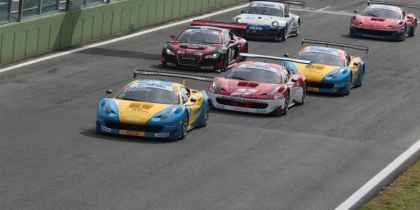 2013. Team Ukraine racing with Ferrari, Валлелунга, фото 5