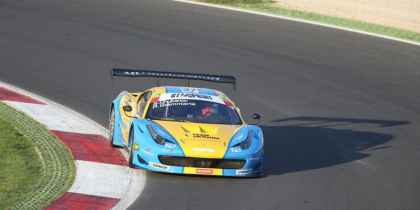 2013. Team Ukraine racing with Ferrari, Валлелунга, фото 7