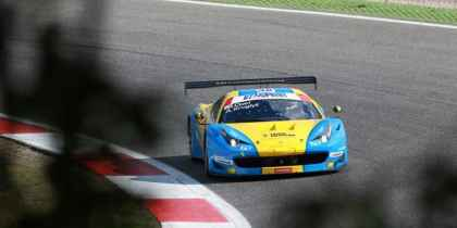 2013. Team Ukraine racing with Ferrari, Валлелунга, фото 9