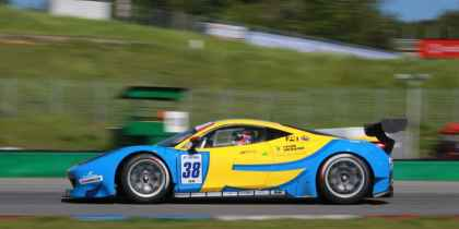 2013. Team Ukraine racing with Ferrari - ЗОЛОТО!, фото 7