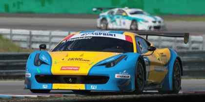 2013. Team Ukraine racing with Ferrari - ЗОЛОТО!, фото 9